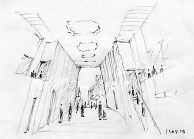 Umedacorridor